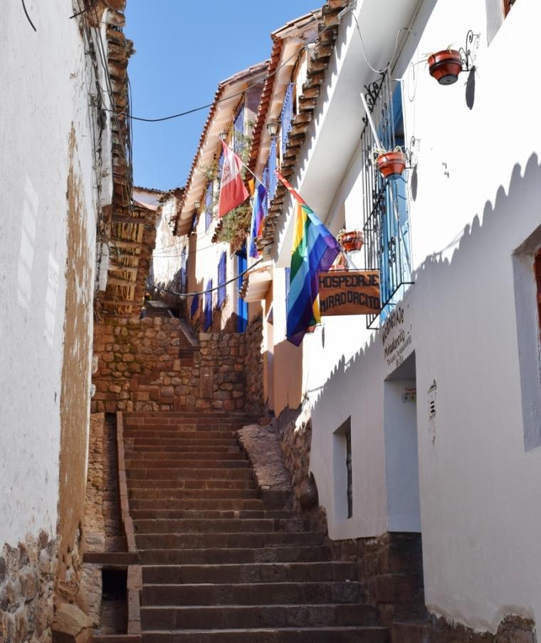 Pérou Cuzco San Blas