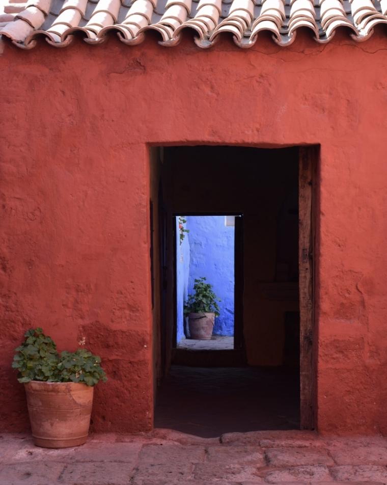 Pérou Monastère Santa Catalina