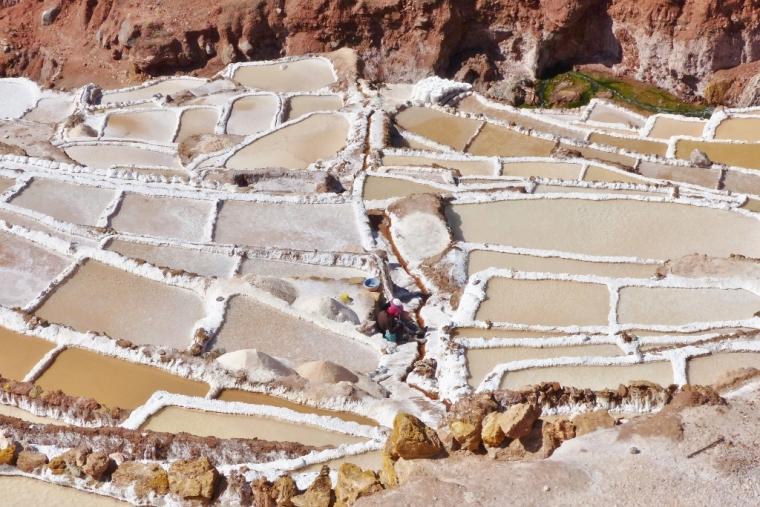 Pérou Salines de Maras