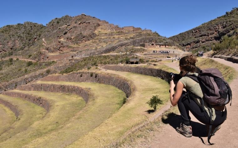 Pérou Site de Pisac