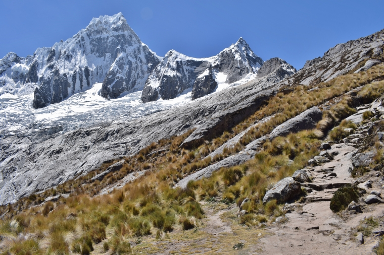 Pérou Trek Santa Cruz Cordillère
