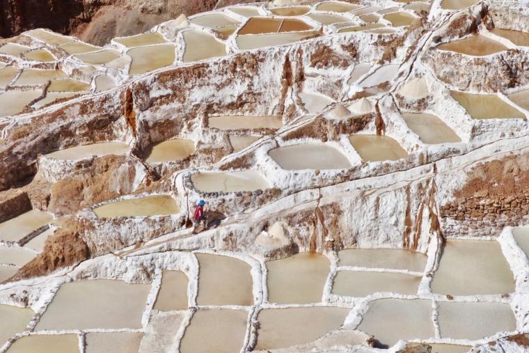 Saline de Maras Pérou