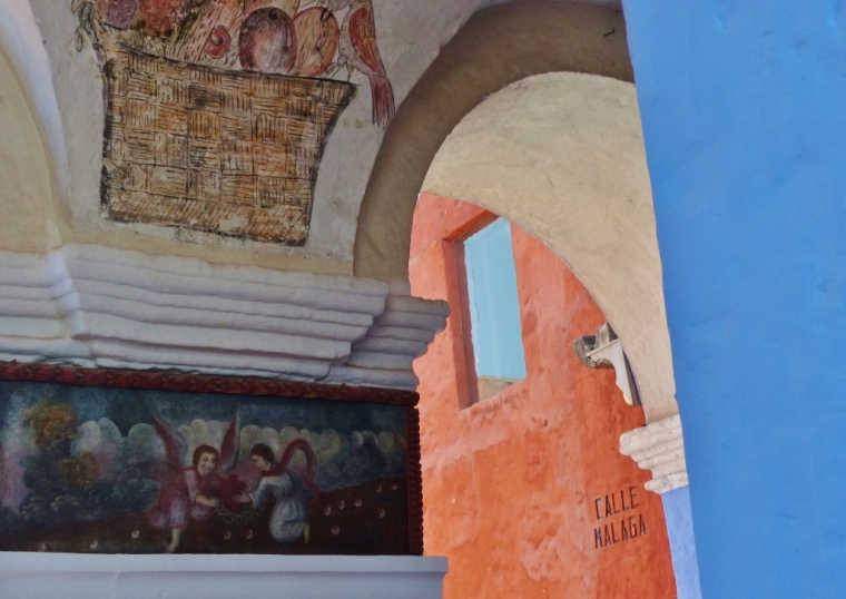 Santa Catalina Pérou