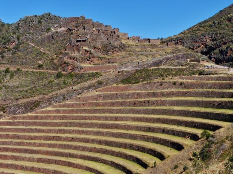 Site de Pisac Pérou