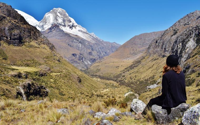Trek de Santa Cruz Cordillère Blanche Pérou