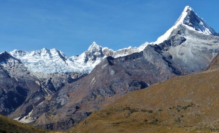 Trek de Santa Cruz Pérou