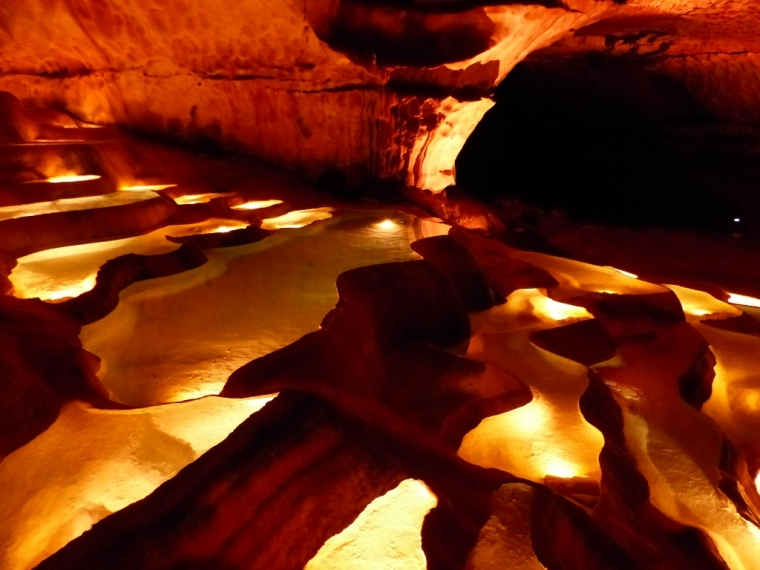 Grotte Saint Marcel d'Ardèche