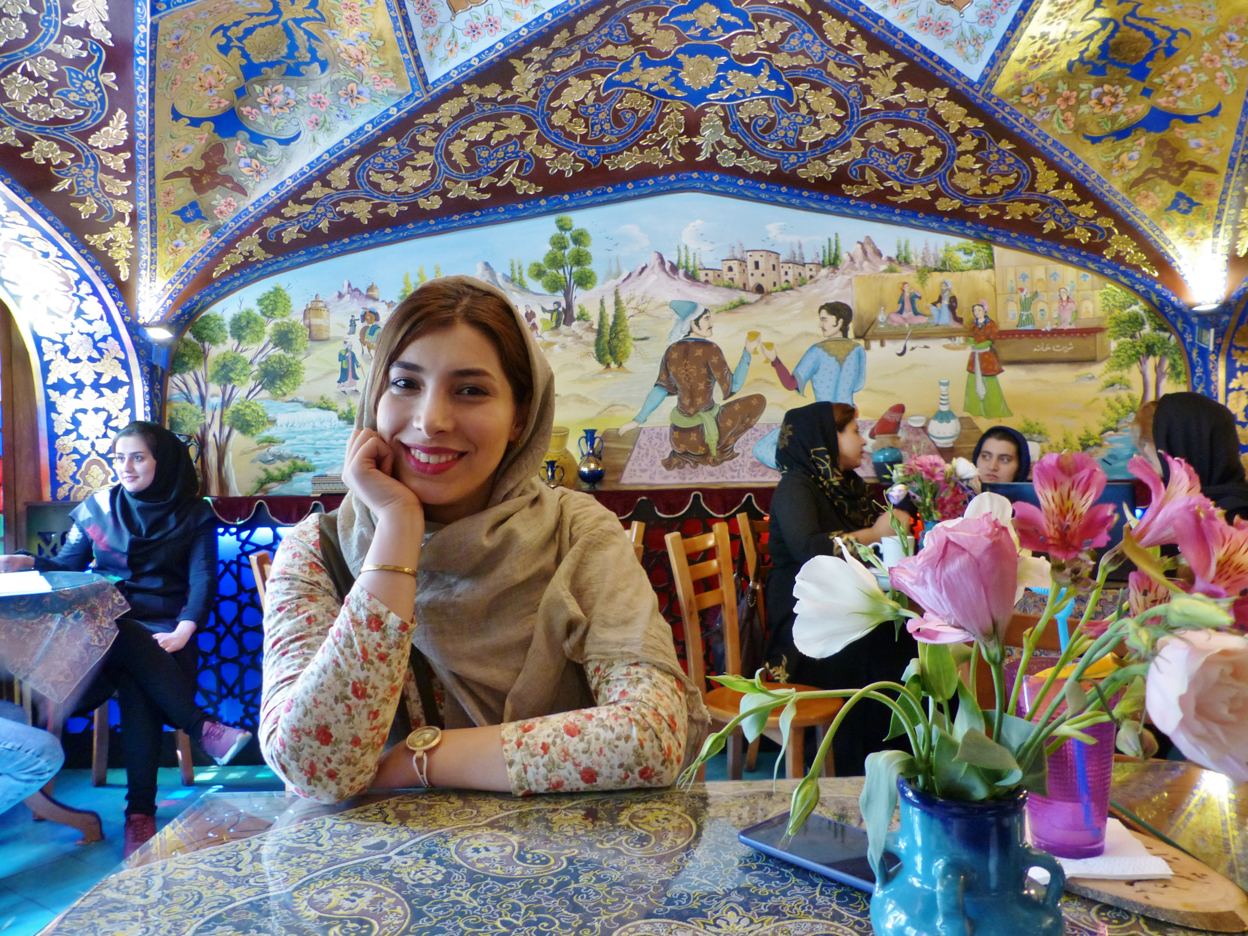 Iranienne Ispahan