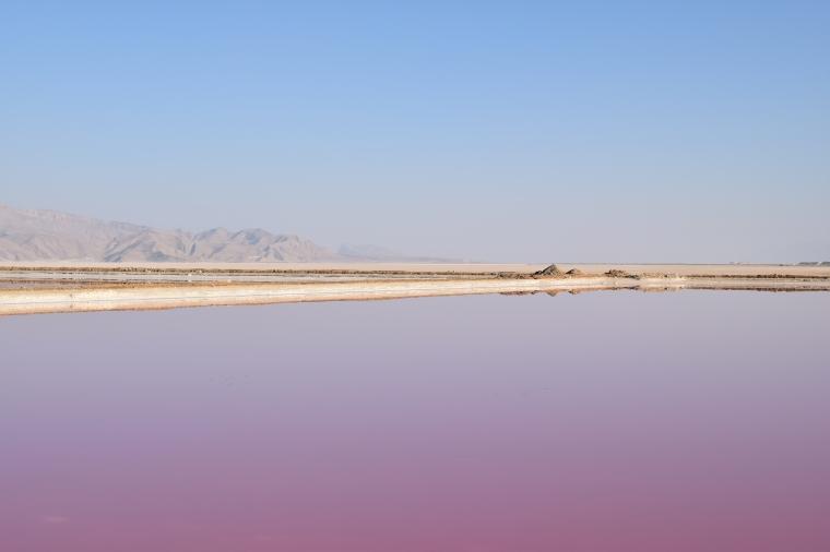 Lac Maharloo Shiraz