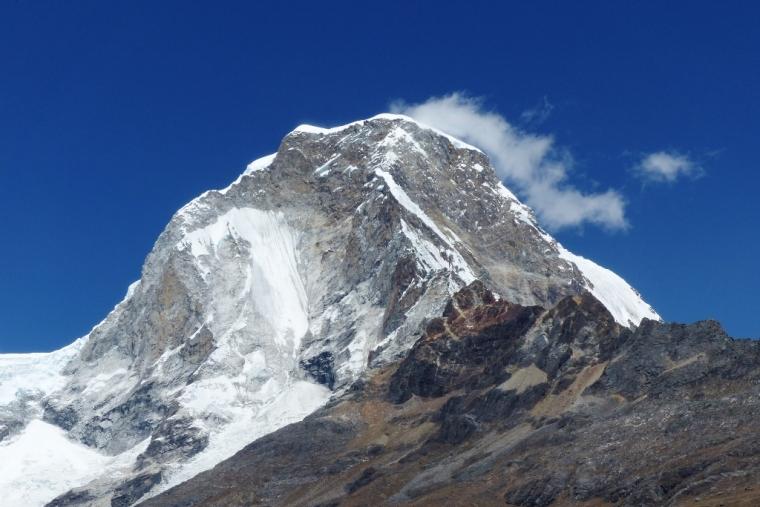Mont Huascaran Pérou