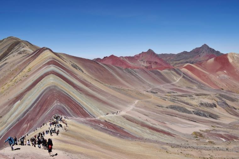 montagne colorée pérou