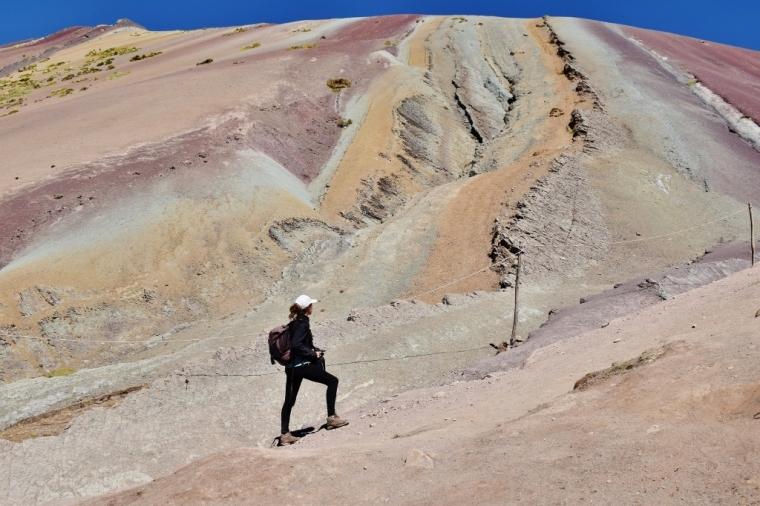 Trek montagne colorée vinicunca pérou