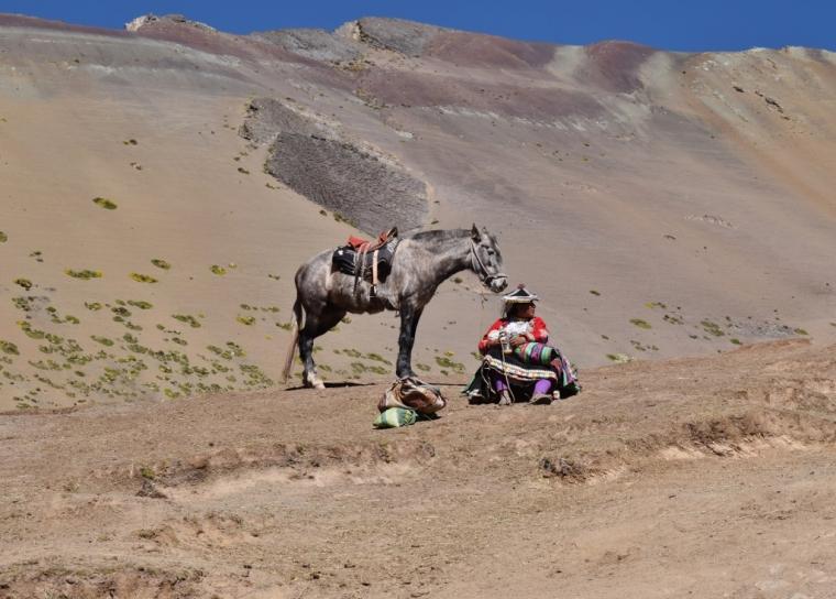 Trek montagne colorée Vinicunca