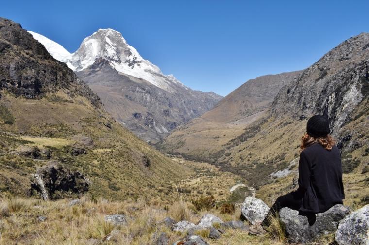Trekking Pérou Laguna 69