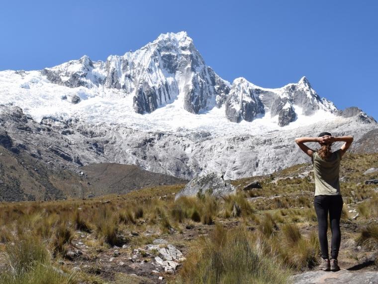 Trekking Pérou Santa Cruz