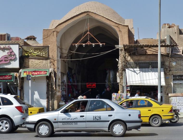 Yazd centre ville