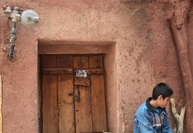 Abyaneh village Iran cité