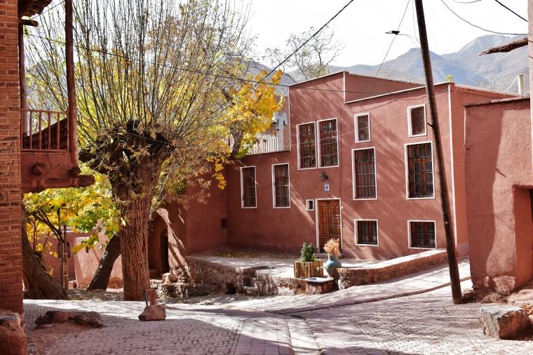Abyaneh village iran