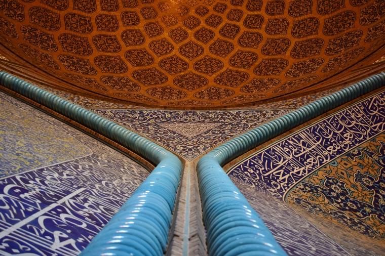 iran architecture persane