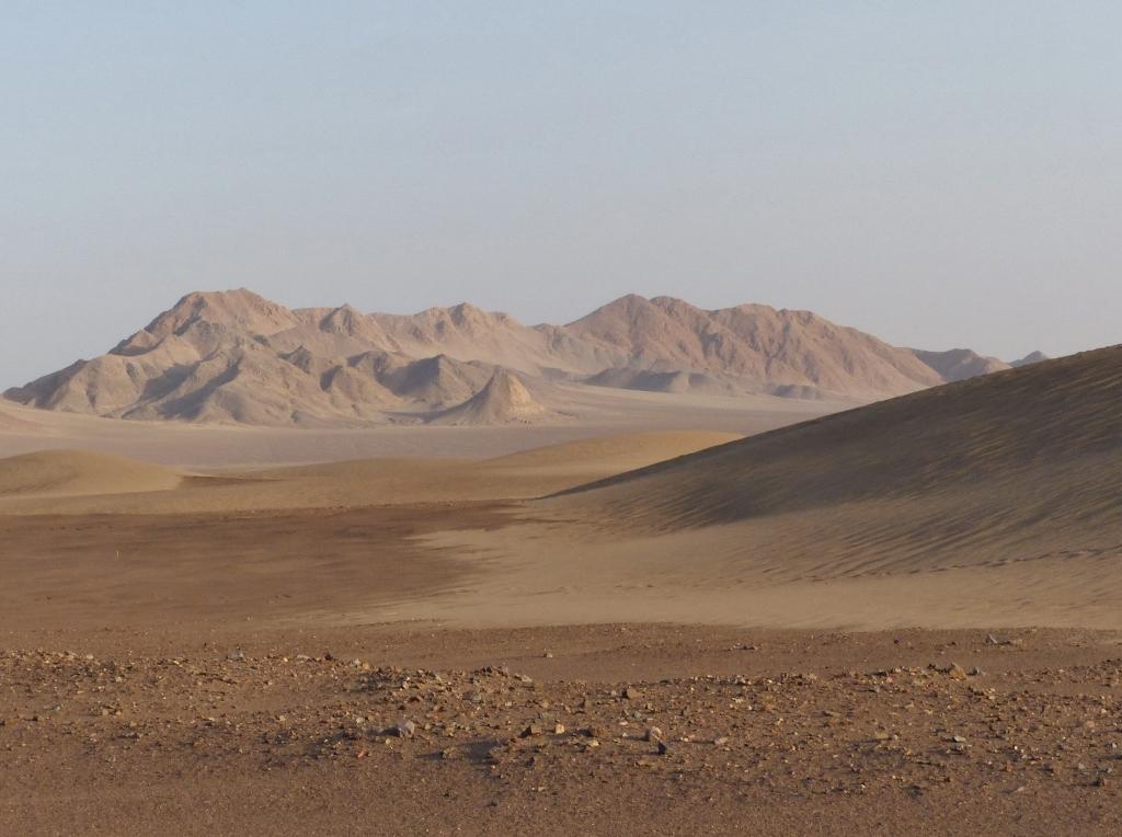 Iran désert