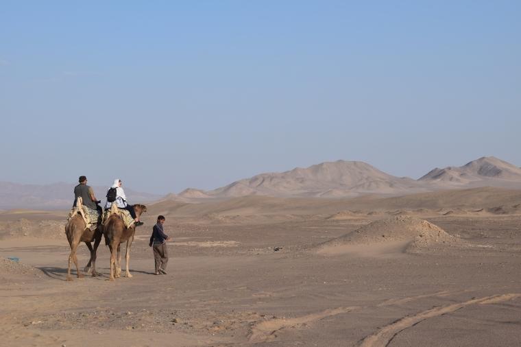 Iran le désert (1)