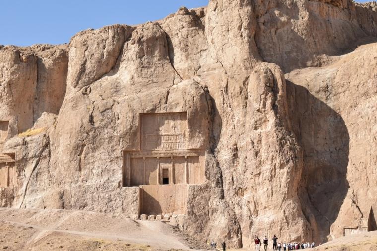 Iran Naqsh-E-Rostam