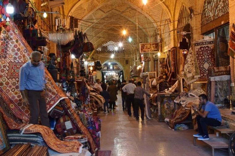 Iran Shiraz bazar