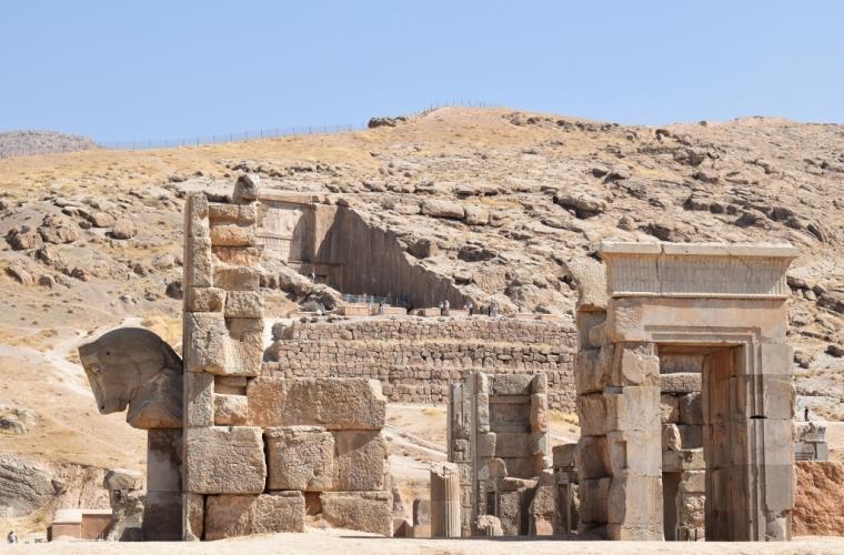 Iran site Persépolis