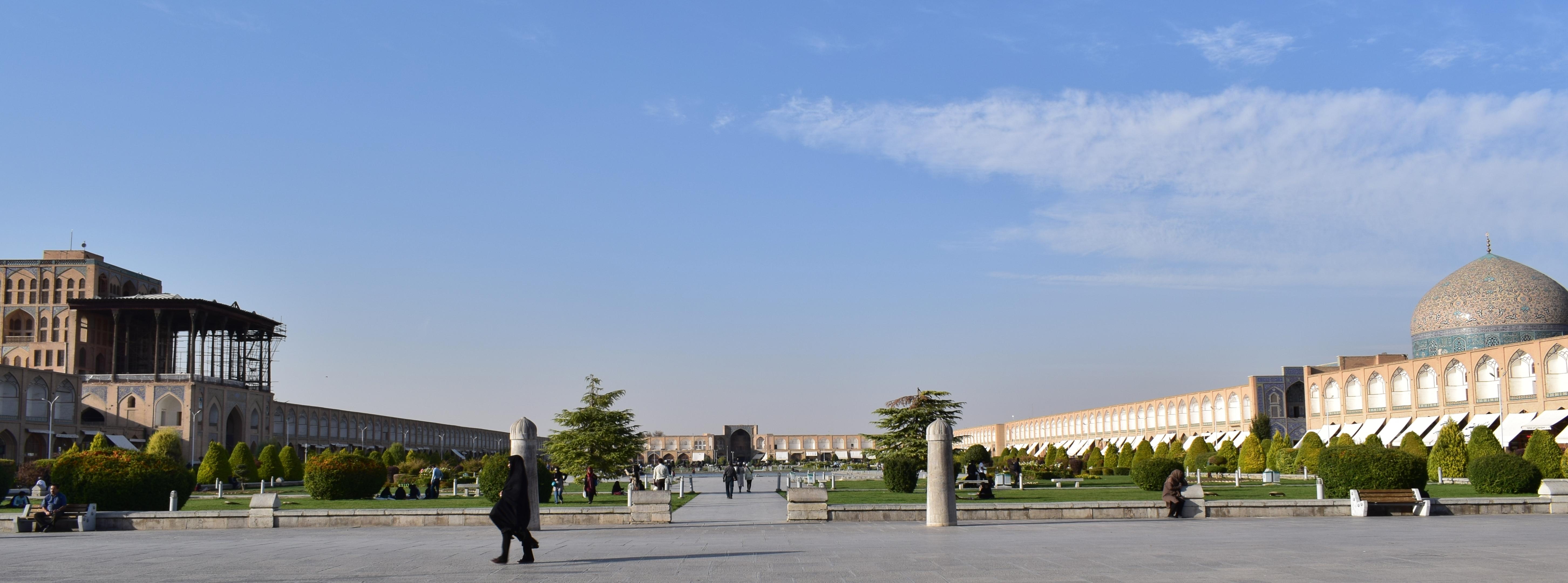 Ispahan place