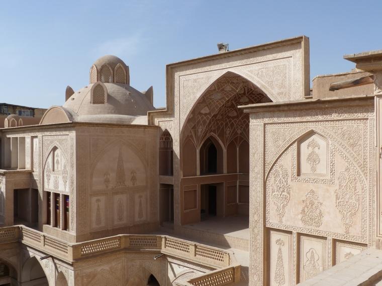 Kashan maison traditionelle