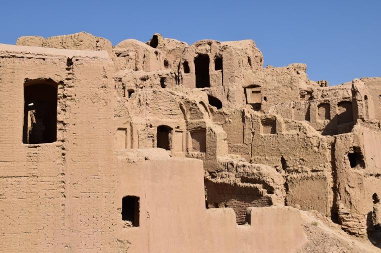 Kharanaq ruines