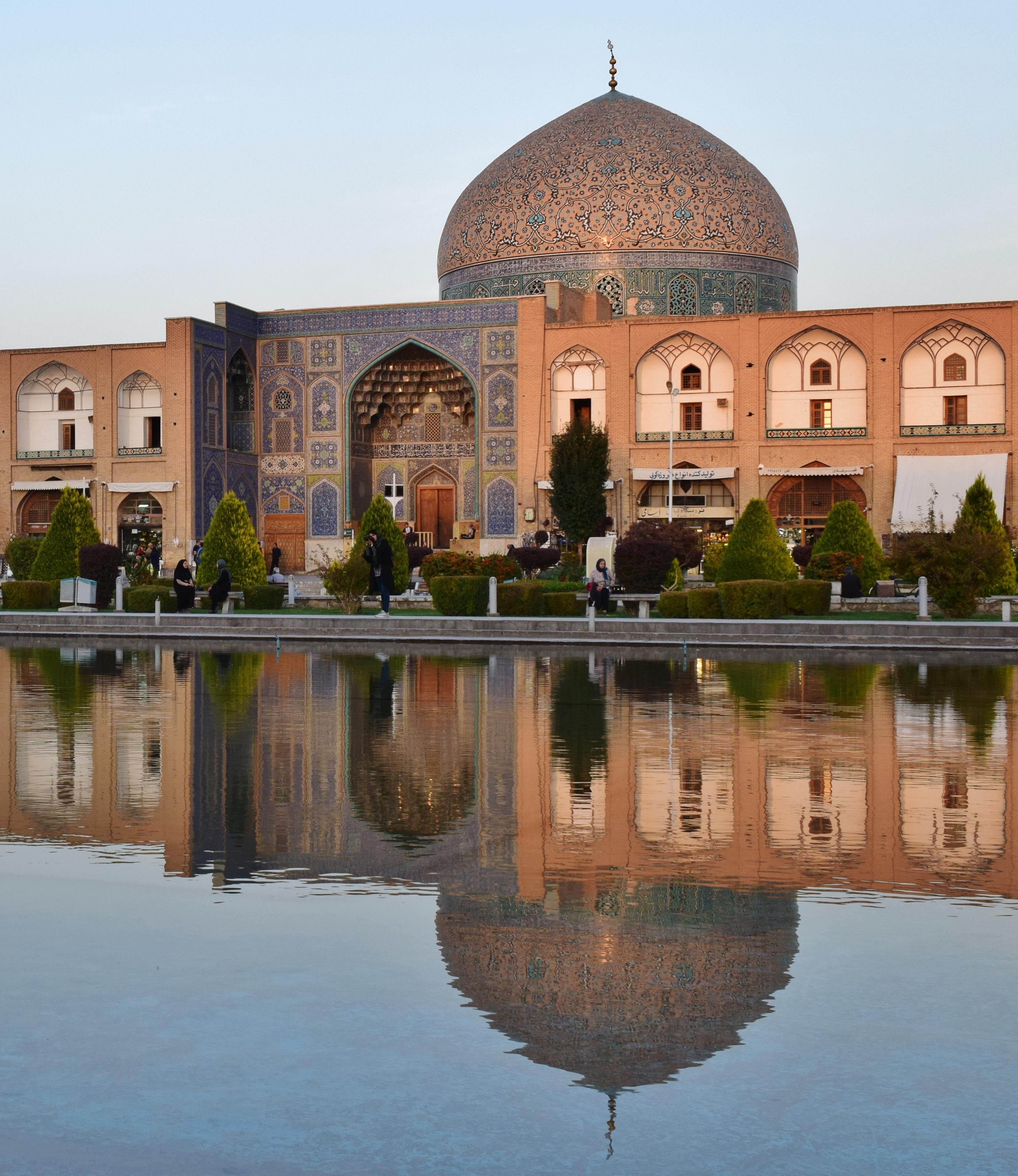 Lotfollah Mosquée Ispahan