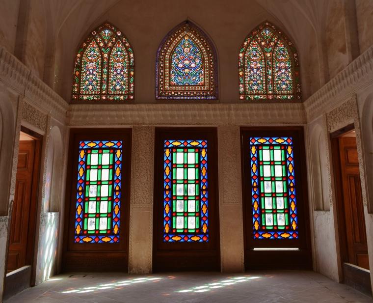 Maison Abbasian Iran Kashan