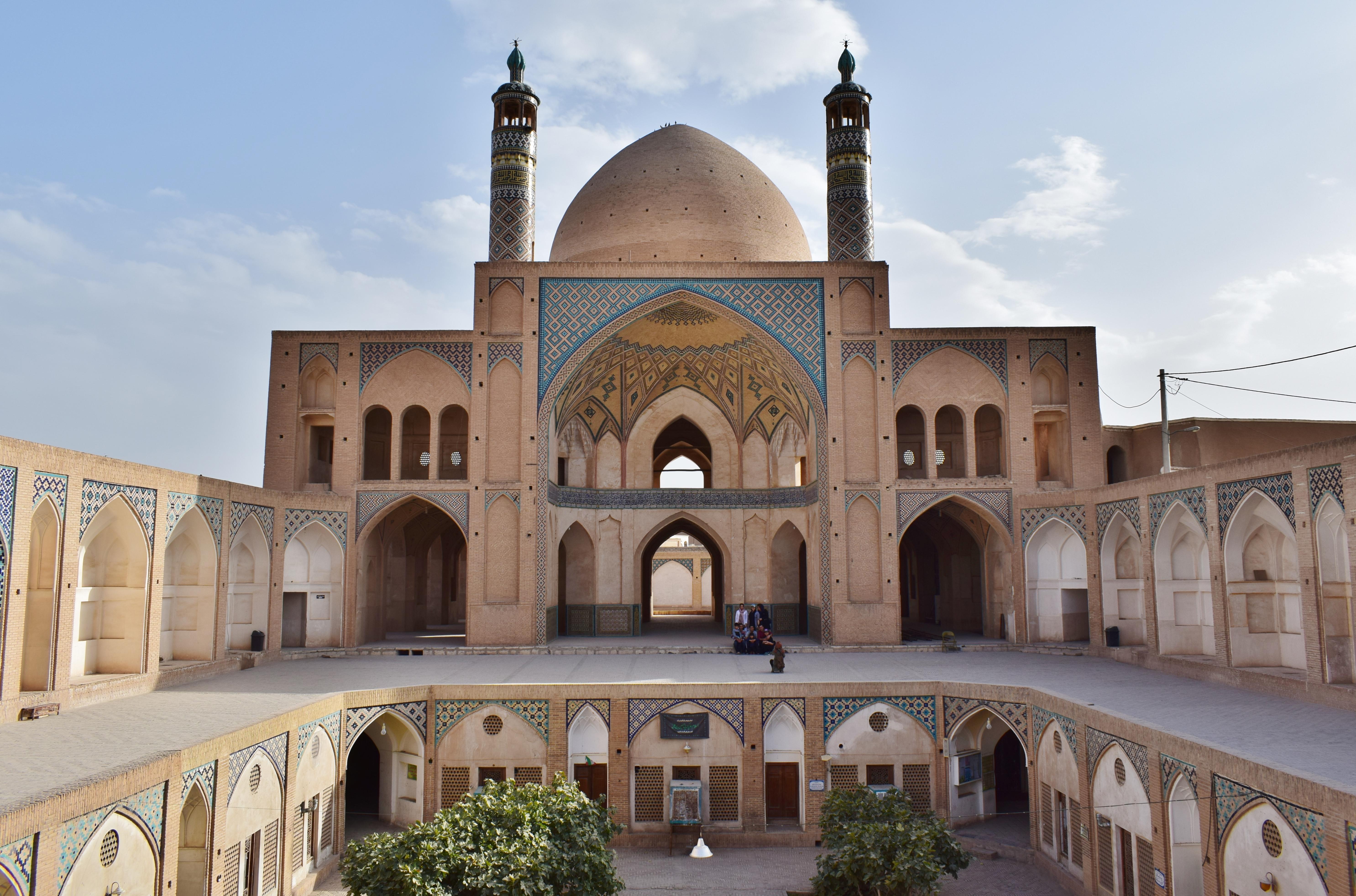 Mosquée Agha Bozorg Kashan