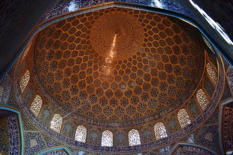 mosquée Lotfollah