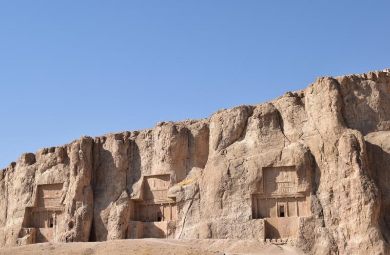 Naqsh-E-Rostam Iran