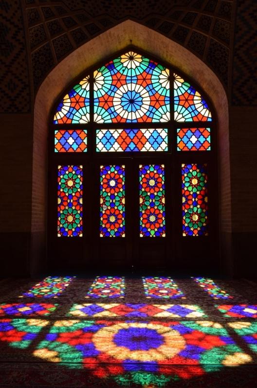 Shiraz Mosquée Rose