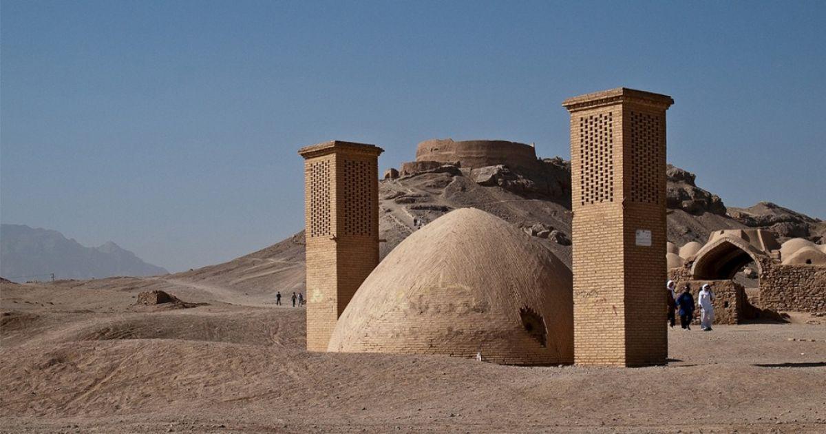 tour du silence Yazd