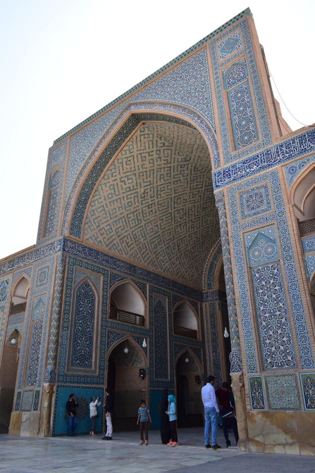 Yazd mosquée