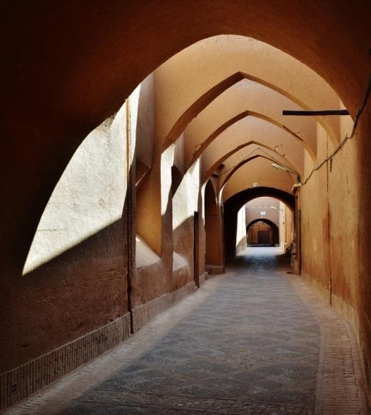 Yazd vieille ville