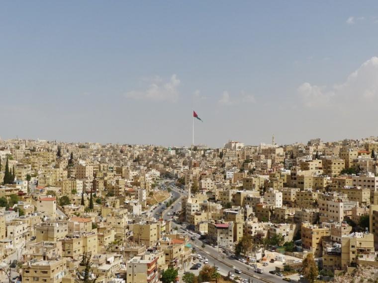 Amman capitale de la Jordanie