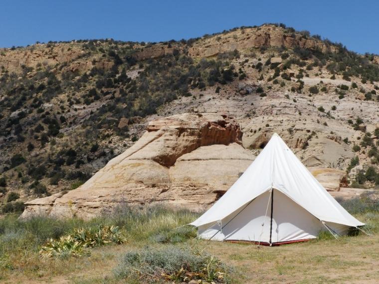 Hébergement dans la vallée de Dana en Jordanie