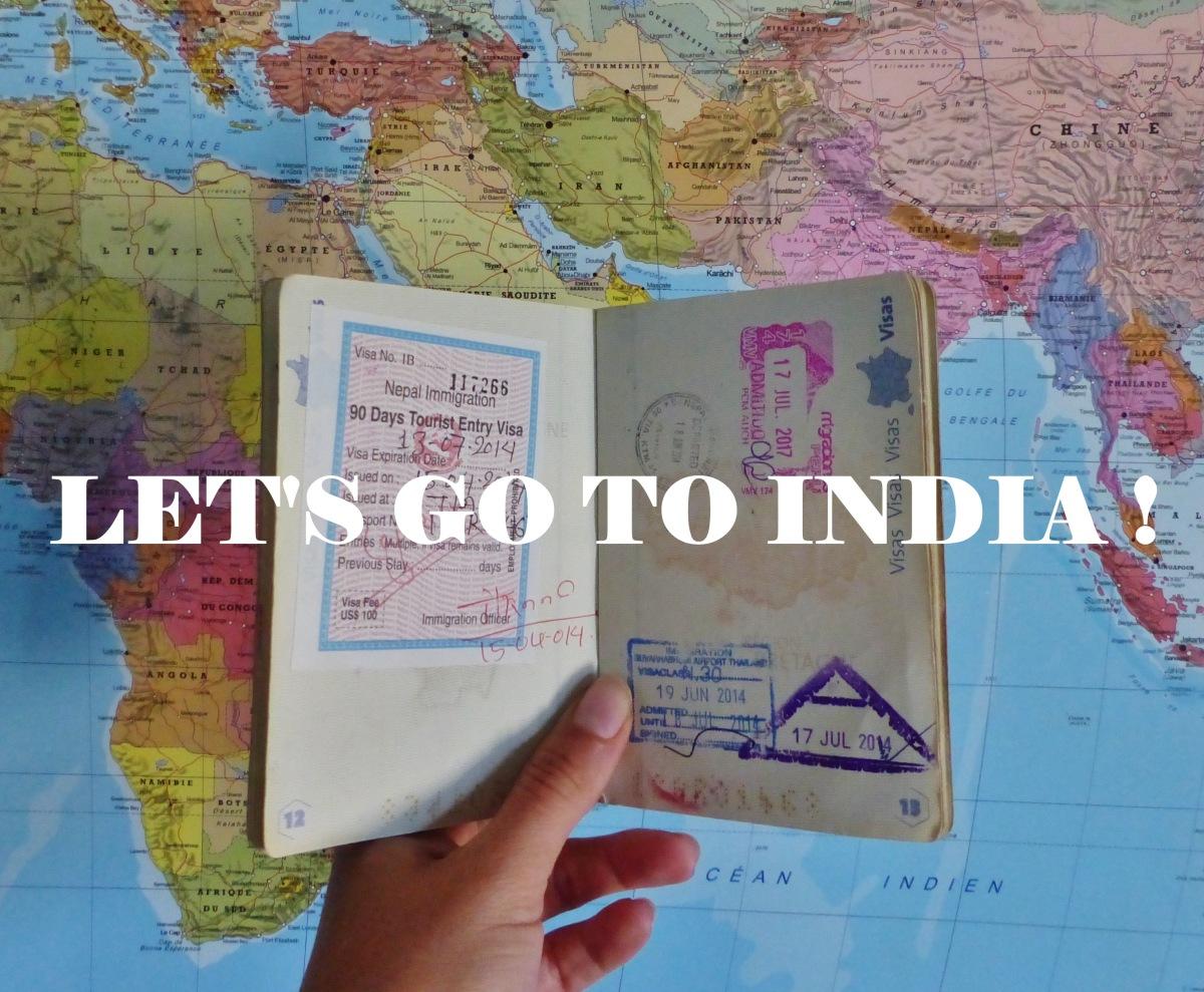 Comment obtenir son e-visa indien en ligne (sans risquer la crise d'épilepsie) ?