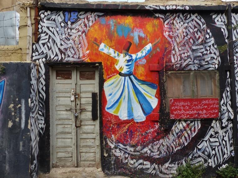 jordanie street art amman