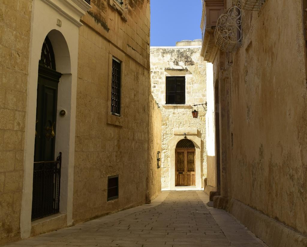 mdina malte cité