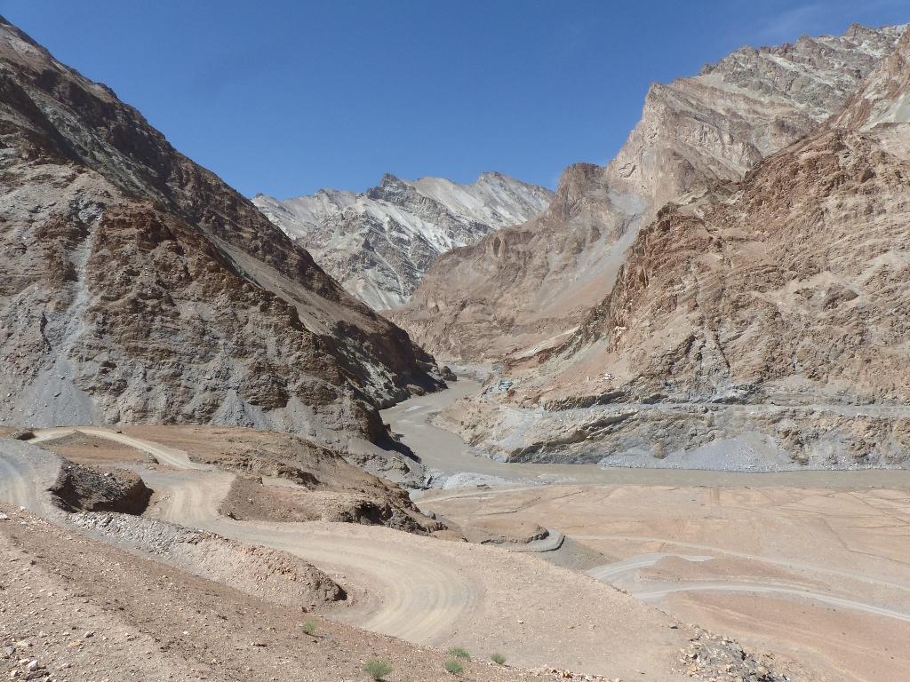 trek ladakh chilling