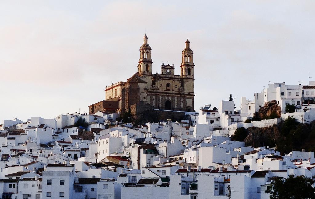 Andalousie village blanc olvera