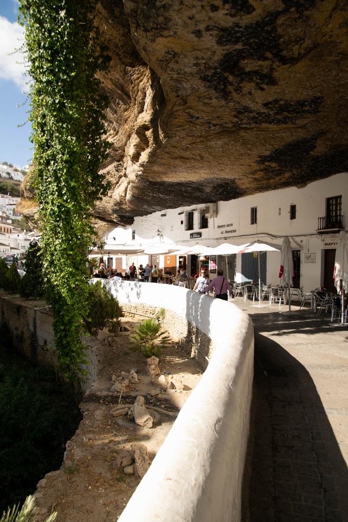 Andalousie village troglodyte