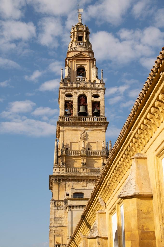 Minaret Cordoue