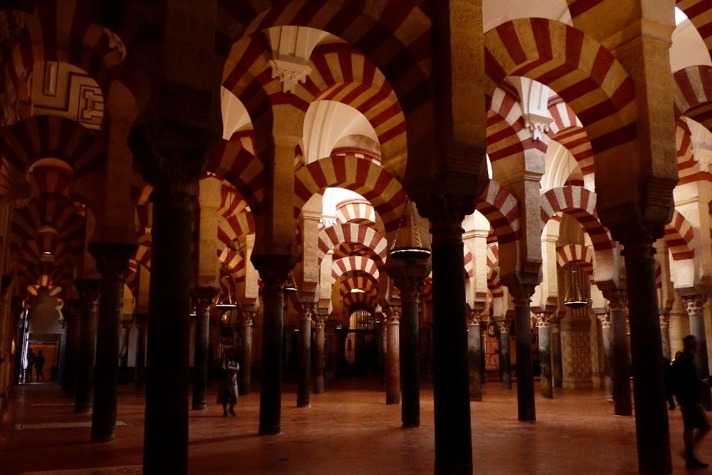 Mosquée Cordoue Espagne